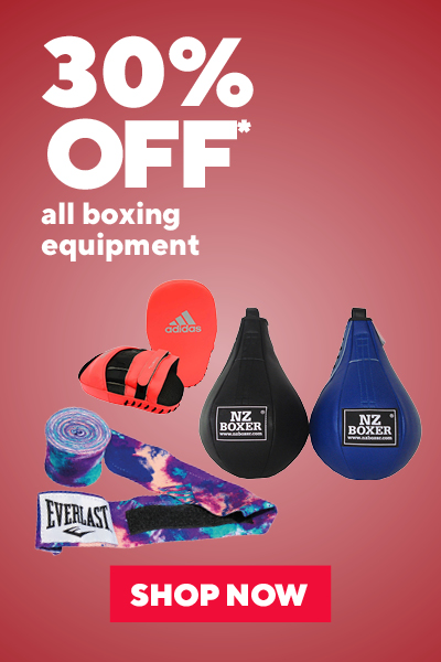 All Boxing Equipment