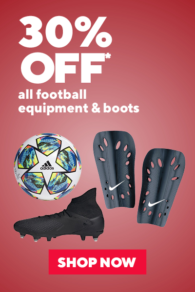 All Football Equipment & Boots