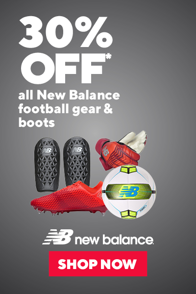 All New Balance Football Gear & Boots