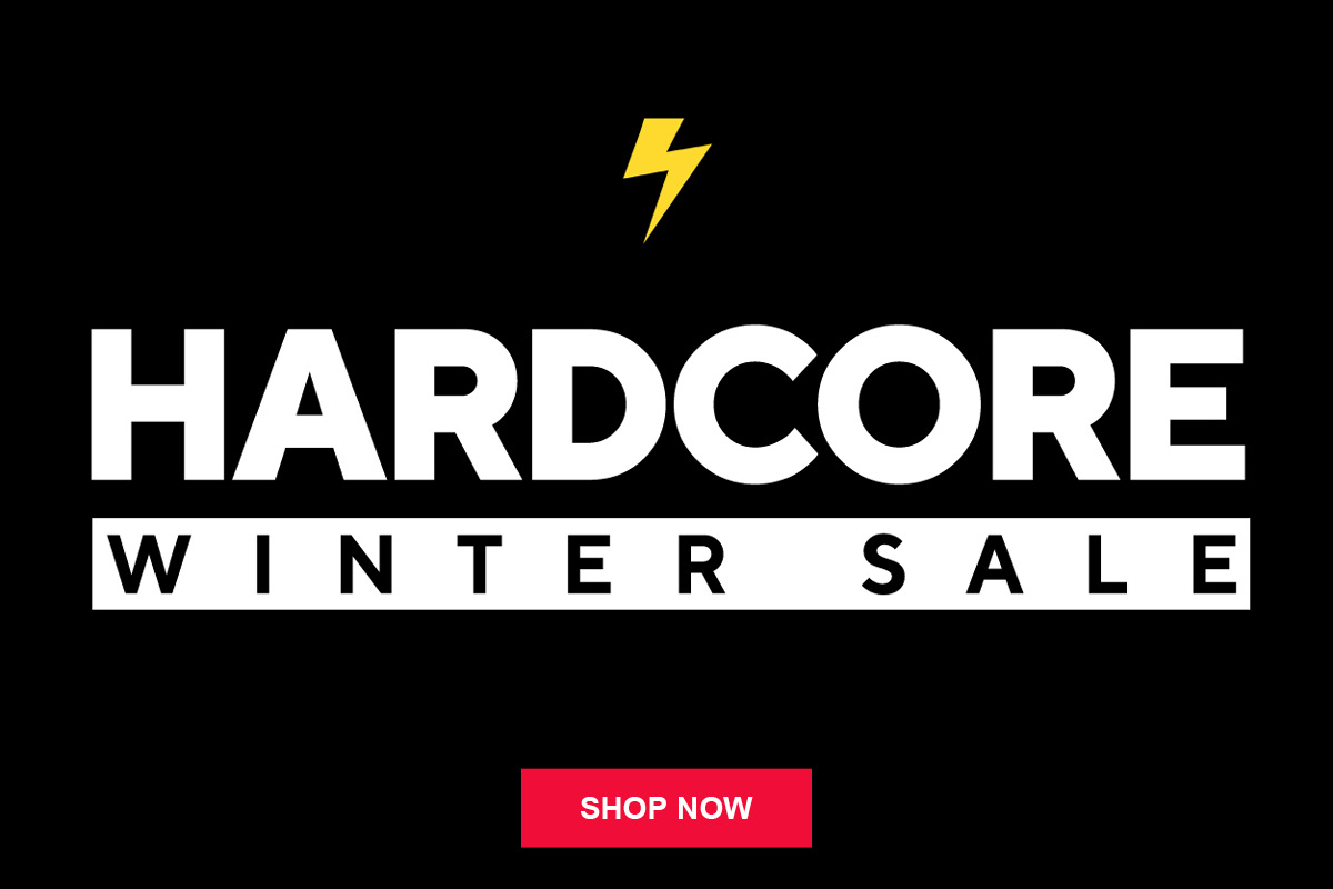 Hardcore Winter Sale