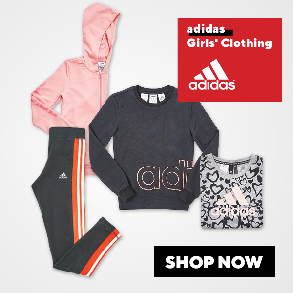 adidas Girls' Clothing