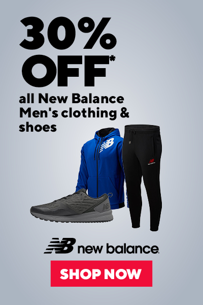 New Balance Men's Clothing & Shoes