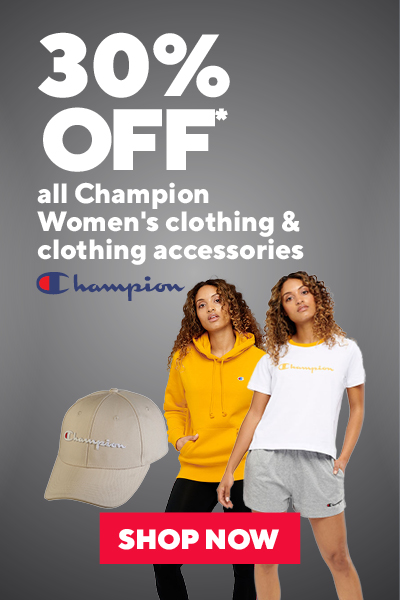 Champion Women's Clothing & Clothing Accessories