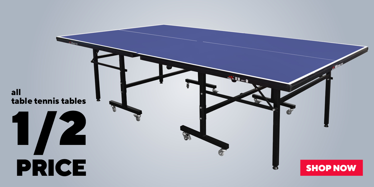 All Table Tennis Tables