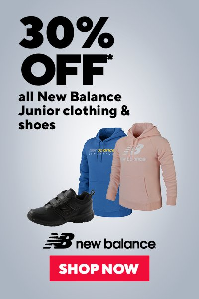New Balance Junior Clothing & Shoes