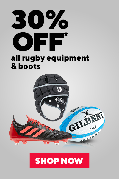All Rugby Equipment & Boots
