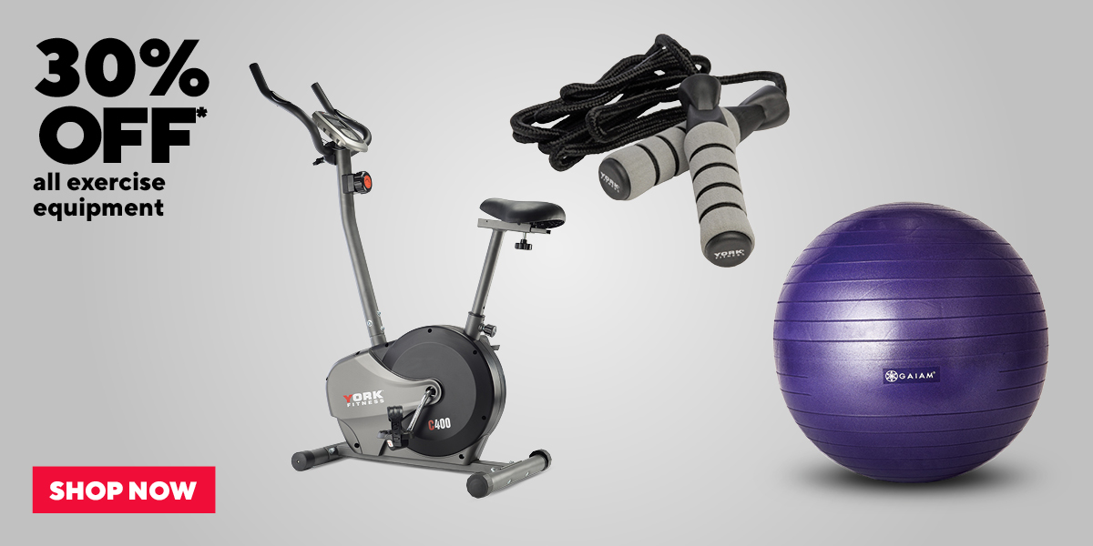 All Exercise & Equipment