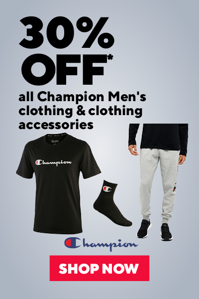 Champion Men's Clothing & Clothing Accessories
