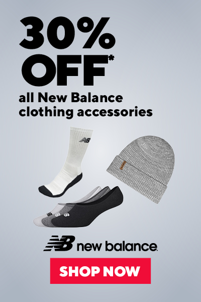 All New Balance Clothing & Accessories