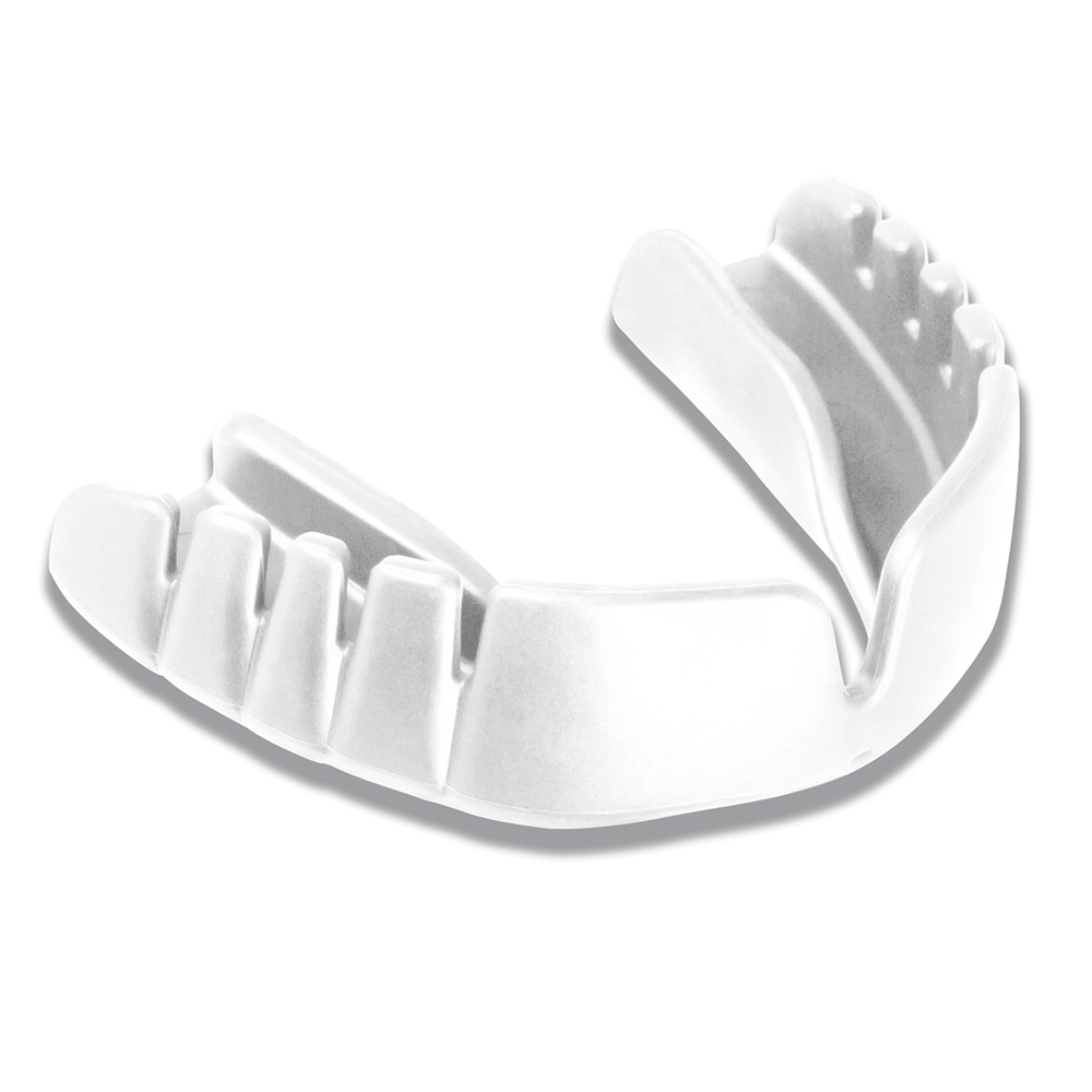 Opro Junior UFC Snap Fit Mouth Guard White