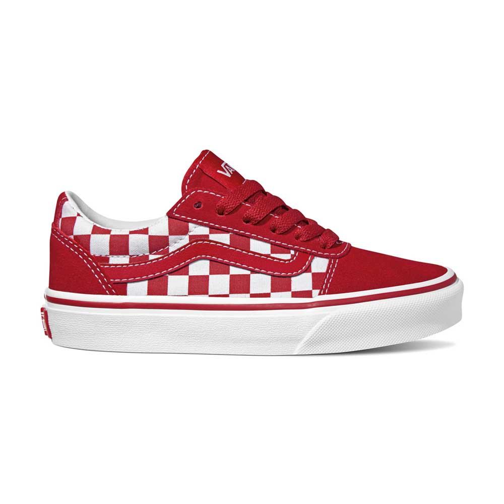 Vans Kids Ward Lifestyle Shoes   Rebel