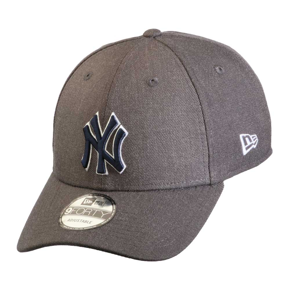 NEW Era 9 Forty CAP-Heather New York Yankees Navy