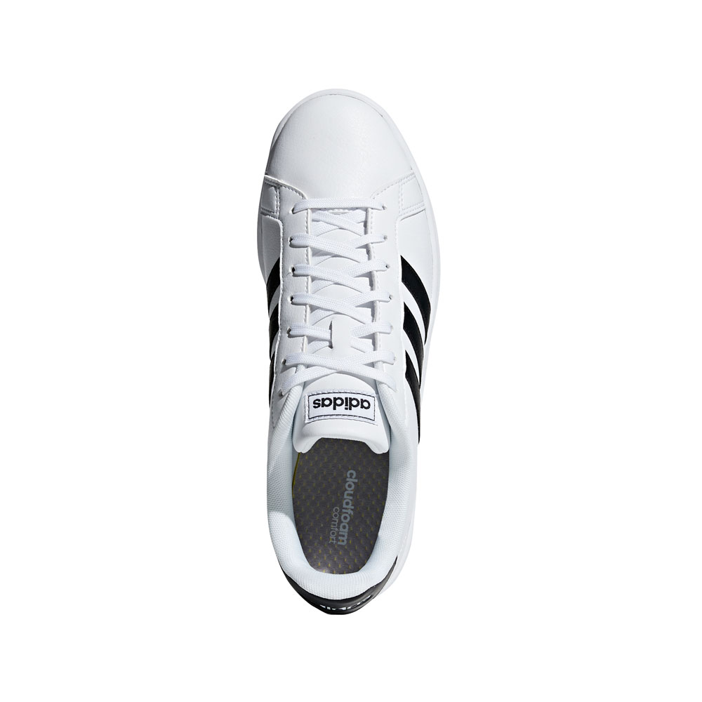 adidas Mens Grand Court Lifestyle Shoes